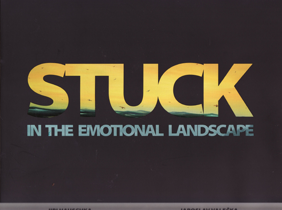 STUCK IN THE EMOTIONAL LANDSCAPE
